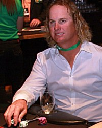 Charley Hoffman won the Waste Management Celebrity Charity Poker tournament in 2014 and 2016  #CelebrityPokerEventScottsdale  #ArizonaLocalCharity  #SupportLocalAZCharity