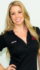 Dream Dealer Sarah is a professional model and deals blackjack, poker, roulette and bartends