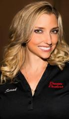 Sarah dealt professinoally in Minnesota.  She is a nurse, personal trainer, fitness model and deals blackjack.