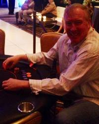 Tim Kempton won the Homeward Bound Charity Poker tournament at the Farimont Hotel.  Tim is the color analys for the Phoenix Suns #PokerForCharity  #CasinoNightInAZ  #CelebritySightingsAZPokerTournament