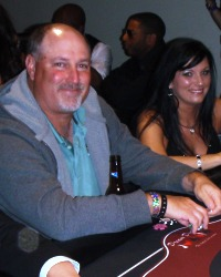 Tom Schneider is a regular at Dream Dealer events and always a great player, host, and singer!  #‎CelebrityPokerEventScottsdale #NotToBeMissedPokerAZ