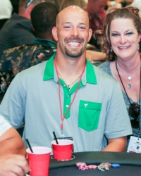 Dave Aardsma at Aces and Base Charity Poker Touranment, #CelebrityPokerEventScottsdale  #ArizonaLocalCharity  #SupportLocalAZCharity